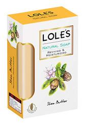 Lole's Organic Shea Butter Soap