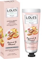 Lole's Apricot & Almond Hand & Body Lotion
