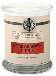 Archipelago Pomegranate Citrus Glass Jar Candle