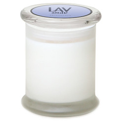 Archipelago Lavander Glass Jar Candle
