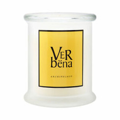 Archipelago Verbena Glass Jar Candle
