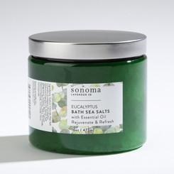 Sonoma Eucalyptus Bath Salt