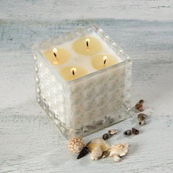 OCEAN AIRE SCENTED SOY WAX CANDLE
