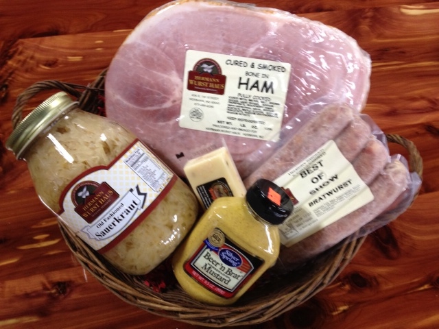 Give The Wurst Holiday Gift Anyone Would Love Hermann