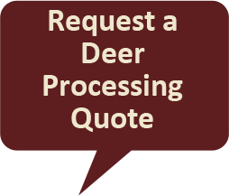 Deer Processing - Deer Butchering | Hermann Wurst Haus
