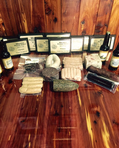 Hermann Wurst Haus Wurst Award Winning Bundle