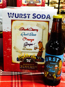 Hermann Wurst Haus Craft Soda 6 Pack