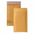 #000 Jiffylite 4 x 8 Kraft Padded Bubble Mailer