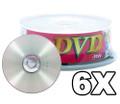 Ritek Ridata DVD-RW 6x 120min 4.7gb Logo Top