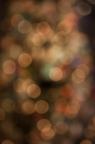 Dark Bokeh backdrop design