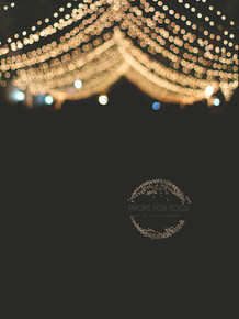 Photographers bokeh glitter dark and lights backdrop