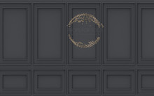 dark Grey wood panelled room 002 .Please look at the drop when ordering your size as some sizes will crop off some of the image, if you are not sure email us before ordering