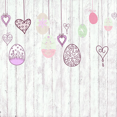 Easter Mini Session Photography Backdrop