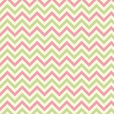 Spring colour chevron design photo backdrop