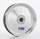 """10x2 Solid Aluminum Wheel, 5/8"""" Bearings"""