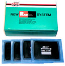 Rema RAD-120 Radial Tire Repair Unit Box of 10
