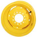 15x 8  6-Hole Wheel JD Yellow