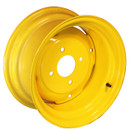 14x 7  4-Hole Wheel JD Yellow