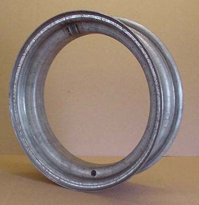 16x 8 Rim Blank M E Miller Tire