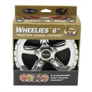 "Wheelies  6"" Wheel Covers Free Shipping"
