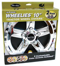 "Wheelies 10"" Wheel Covers Free Shipping"