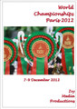 Arabian Horse World Championships - Paris 2012 DVD