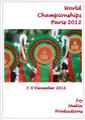 Arabian Horse World Championships - Paris 2012 DVD