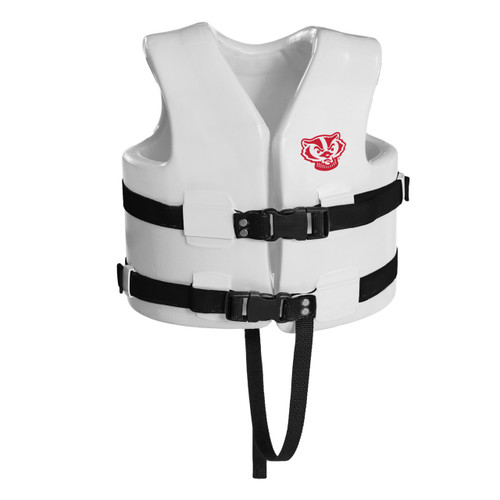 Soft, durable, comfortable, easy-to-clean, vinyl-coated, closed-cell foam vest for the entire family. Features automatic slot-back size adjustment and Kwik-Snap Buckles. USCG Approved vinyl coated, closed-cell foam life vests in sizes for the entire family. Keep your loved ones safe on the water!