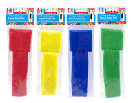 SC008 2pce Sweat Band Set $2.40 plus GST A fun 2pce sweat band set, perfect for sports days!  Available in 4 colours: red, blue, green and yellow.  New product.