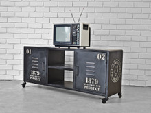 Locker Entertainment Unit