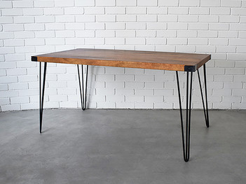 Dining Table Hairpin Legs