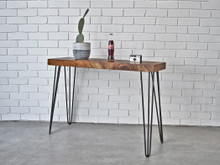 Hairpin Legs Console Table