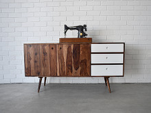 Scandinavian  Buffet Sideboard