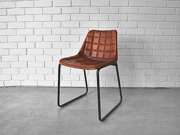 Leather Dining Table Chair