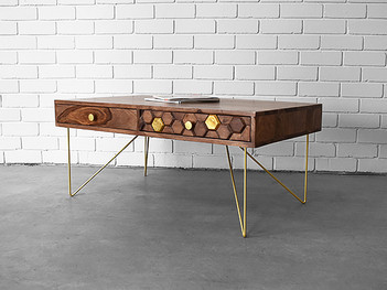 Goldie Retro Coffee Table