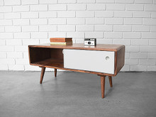 Jonah Entertainment Unit White