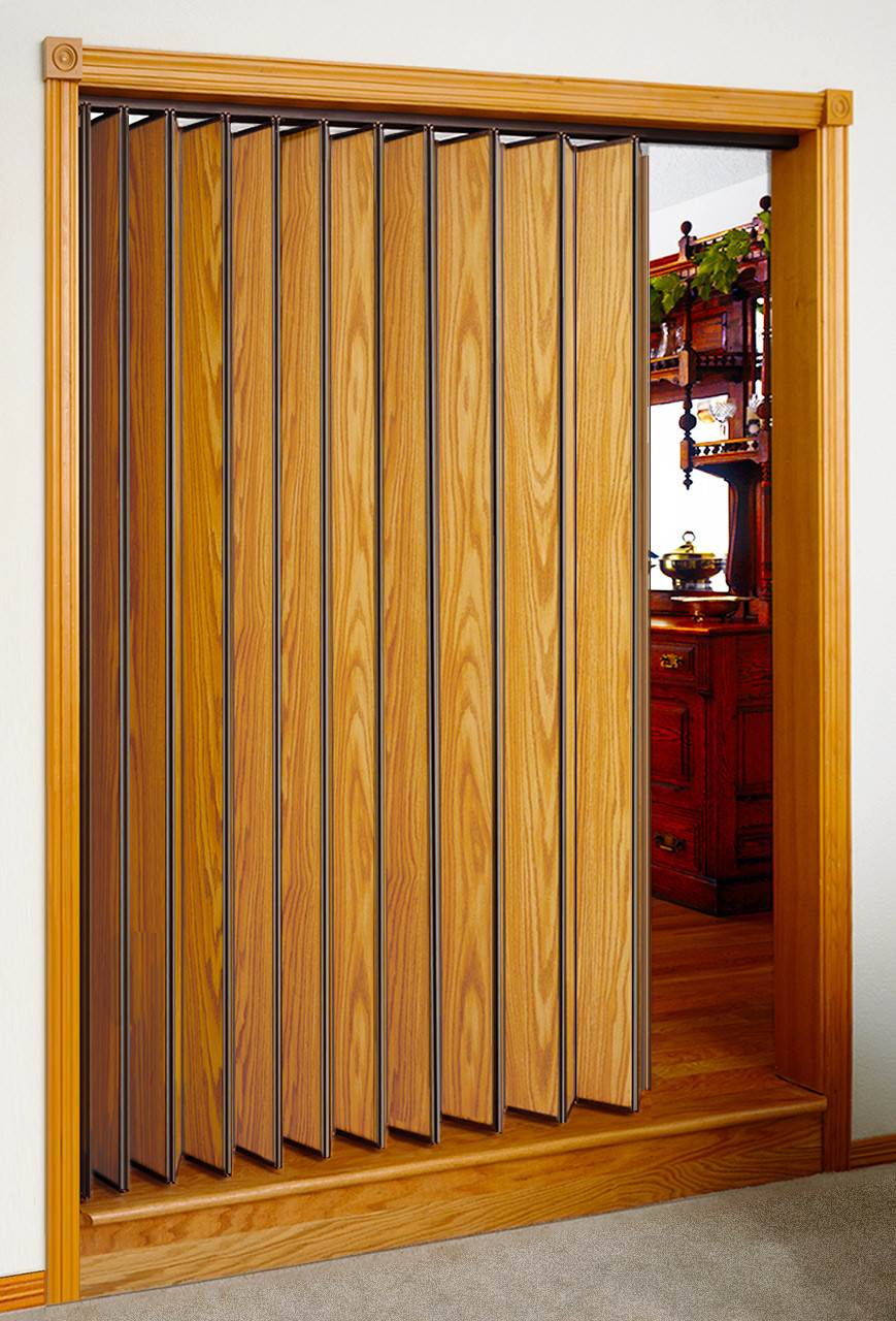"""Woodfold Series 220 - Sizes to 36""""wide x 82""""high - First"""