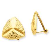 14k Non-pierced Fancy Earrings H641-Lex and Lu