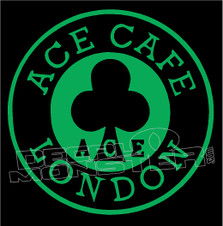 Ace Cafe 1 Decal Sticker