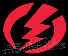 Electric Logo Decal Sticker