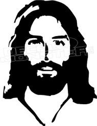 Jesus Silhouette 11 Decal Sticker
