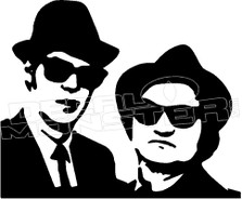 Blues Brothers 1 Decal Sticker