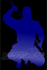 Ninja Silhouette 2 Decal Sticker