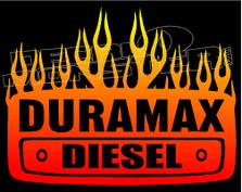 Duramax Diesel Decal Sticker
