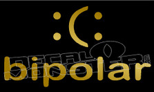 BiPolar Decal Sticker