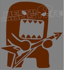 Rockstar DOMO 1 Decal Sticker