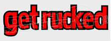 Get Rucked Honda Ruckus Decal Sticker