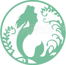 Mermaid Edition Decal Sticker
