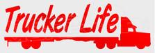 Trucker Life Decal Sticker
