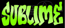Sublime Band Silhouette 1 Decal Sticker